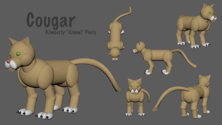 Cougar by squeaken1
