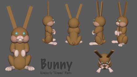 Bunny by squeaken1