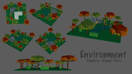 Environment by squeaken1