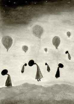 Hang on.. by Aerohana