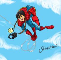 Spiderman Parker by Stivensound