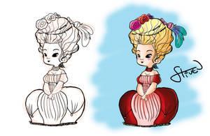 Rococo Theme by Stivensound