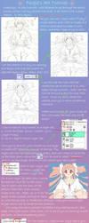 SAI Coloring Tutorial by foogie