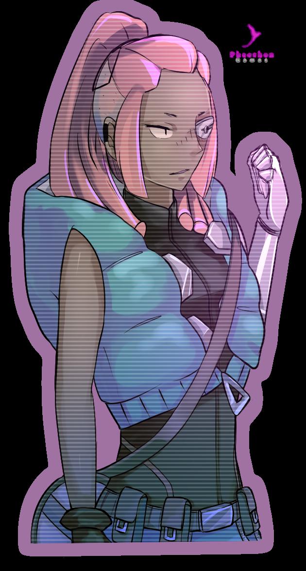 [Game Prototype] Kara the main character by PhaethonGames