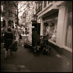 Street Organ by EricForFriends