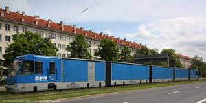 Dresden Car-Go-Tram by EricForFriends