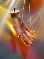 Hanging Hand by doncarstens