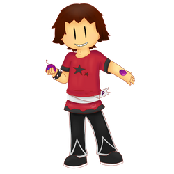 Josh (August 2016) by NintendoJoshUp
