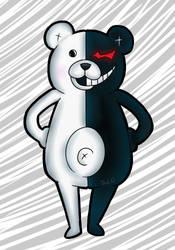 Monokuma by NintendoJoshUp