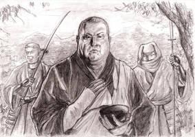 Abad Gennai by Munenbara