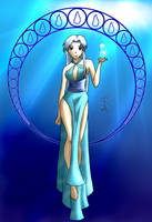 Element Water by Lanfaer
