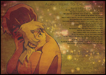 Holding on Tightly by bowete