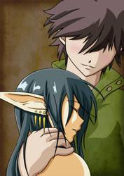 Gentle Embrace by bowete