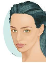 Portrait 2.0 by Tirrithx