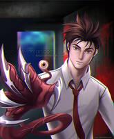 Shinichi Izumi by kccv