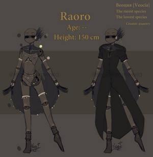 Raoro [Veocia] by RegiREGE