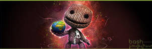Little Big Planet Signature by BashGfX