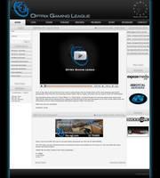 Optrix Gaming League by BashGfX