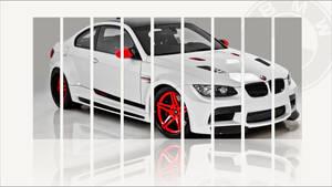 BMW E92 GTRS3 2011 Vorsteiner by BashGfX