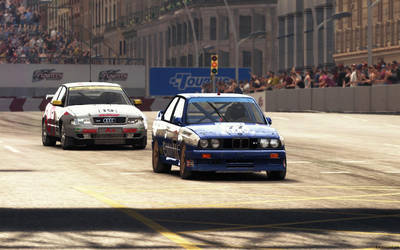 GRID Autosport - Touring Legends by enzovoort