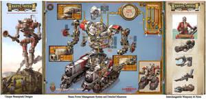 Heavy Steam by Monkey-Paw
