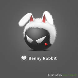 Benny Rabbit by Rskys