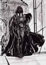 Darth Vader by ImpurDeath