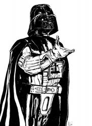Lord Darth Vader by ImpurDeath