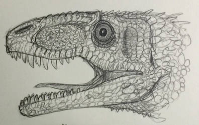 Theropod urge  by Son-of-Italy