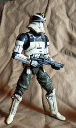 Custom Imperial Hovertank Commander by Son-of-Italy