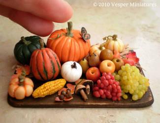 Autumn Harvest by vesssper