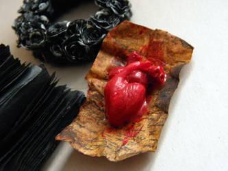 The heart of the world by vesssper