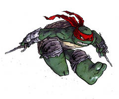 another Raph by mooncalfe