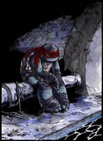 gloomy Raph by mooncalfe