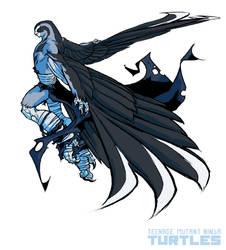 bird of prey by mooncalfe