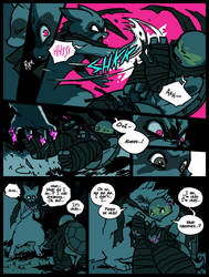 Secrets Of The Ooze page 11 by mooncalfe