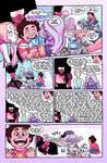 Steven Universe page by mooncalfe