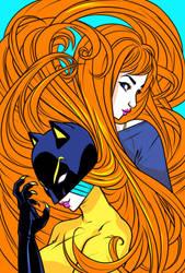 Hellcat by mooncalfe