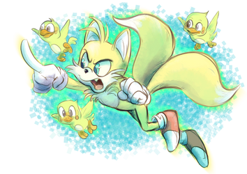 Super Tails by Wooga