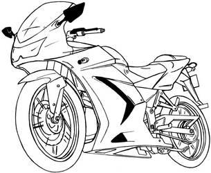 motorcyclebike explore motorcyclebike on deviantart Chrysler Concept Motorcycle atomicgrape 12 ceci est un ninja by yakumosoul