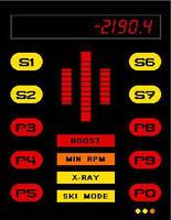 Knight Rider calculator by yakumoSoul