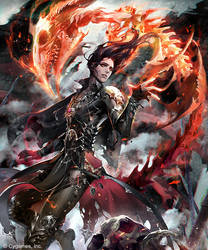 Rage of Bahamut by Xiling