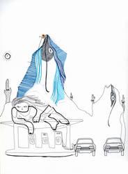 de cierto azul by chimalina