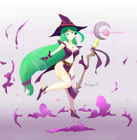 Palu-Mage by MauLegend98