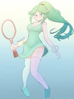 Palutena ACES by MauLegend98