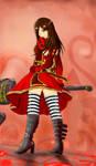 Alice Royal Suit by WembleyAraujo