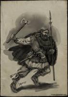 Clansman. by K-Kom