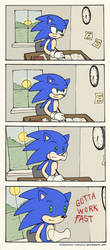 Gotta Work Fast by SpeedLimit-Infinity