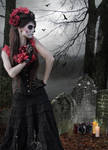 Day of The Dead by ReflectiveCreations