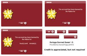 F2U Fantage Banned Window Bases by Fario-P